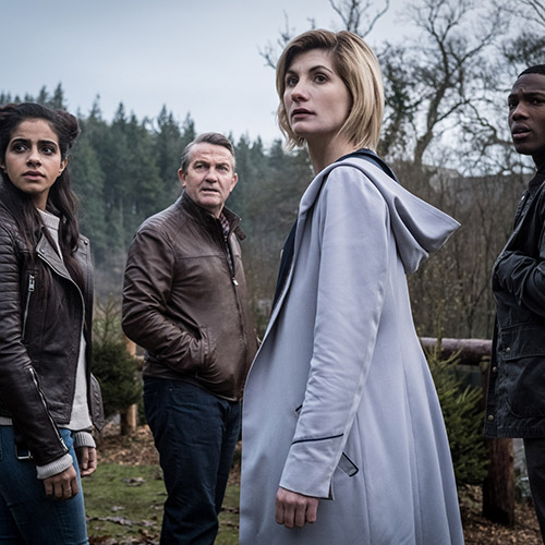 Gorilla provides online and finishing for new series of Doctor Who