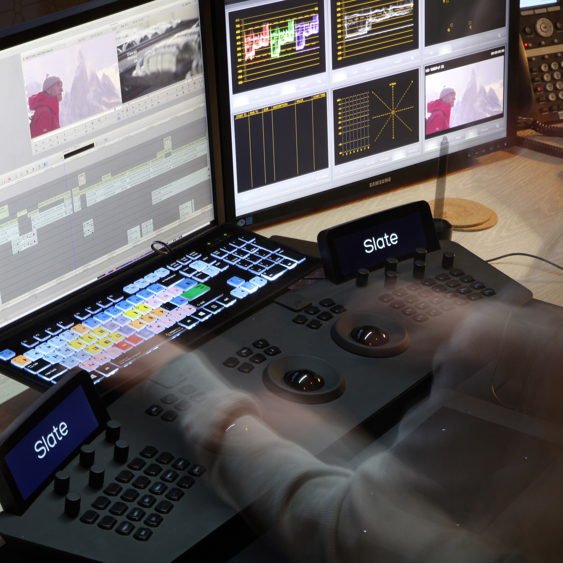 Gorilla adds second Baselight Grading Suite