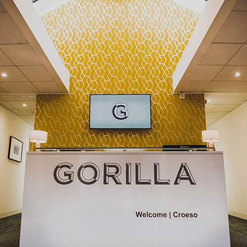 Gorilla expands with a new facility in central Cardiff