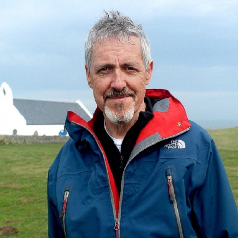 National Treasures of Wales with Griff Rhys Jones